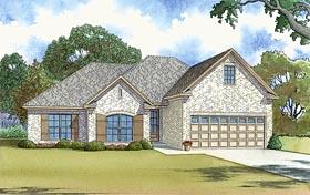 House Plan 82438