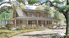 House Plan 82448