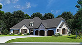 Plan Number 82449 - 1901 Square Feet