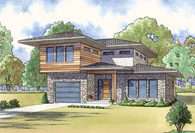 House Plan 82450