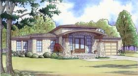House Plan 82452