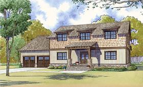 House Plan 82454