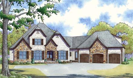 House Plan 82458