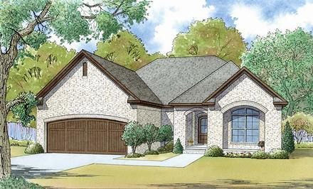 House Plan 82461