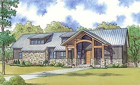 House Plan 82464