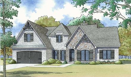 House Plan 82475