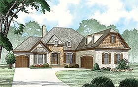 House Plan 82479