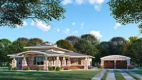 House Plan 82480