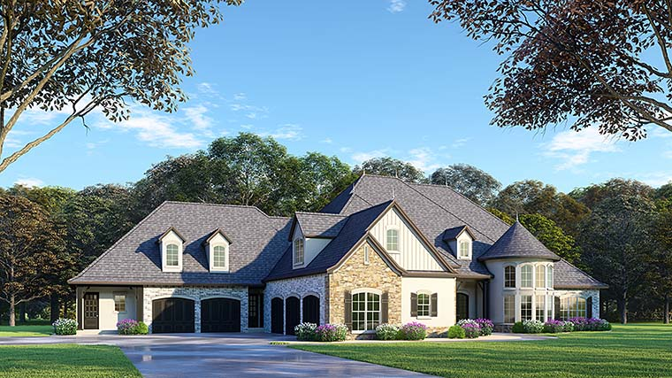House Plan 82488