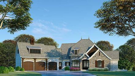 House Plan 82494