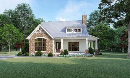 House Plan 82519