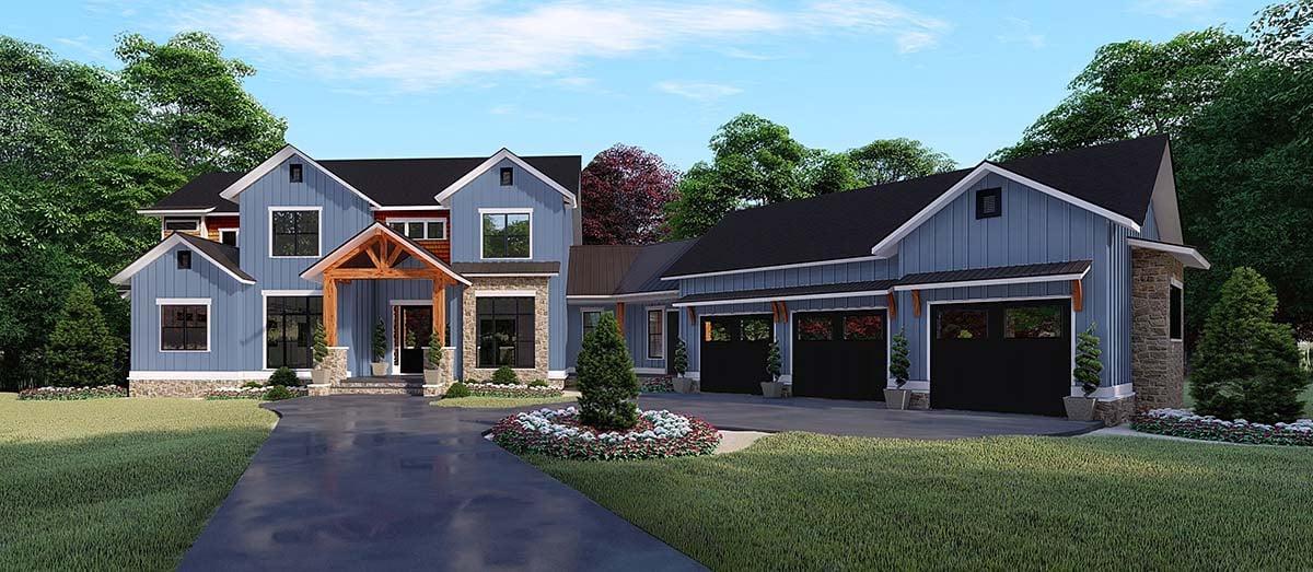 House Plan 82531
