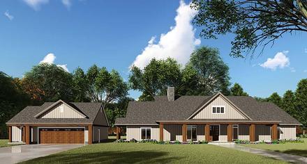 House Plan 82536