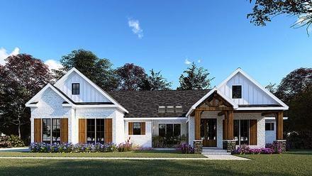 House Plan 82557