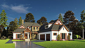 House Plan 82574