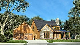 House Plan 82581