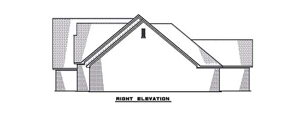 Contemporary, Craftsman, European House Plan 82590 with 4 Beds, 3 Baths, 2 Car Garage Picture 1