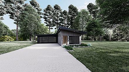 House Plan 82597