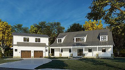House Plan 82603