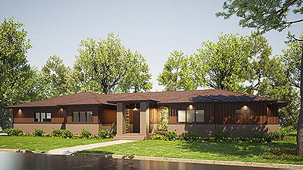 House Plan 82604