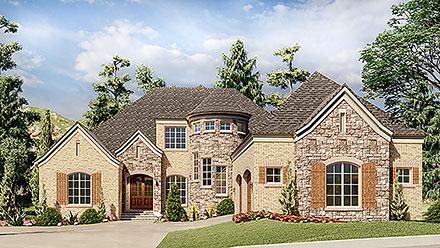House Plan 82605