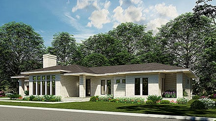 House Plan 82608