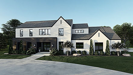 House Plan 82609