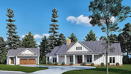 House Plan 82610