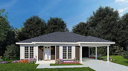House Plan 82615