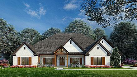 House Plan 82616