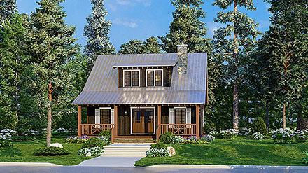 House Plan 82617