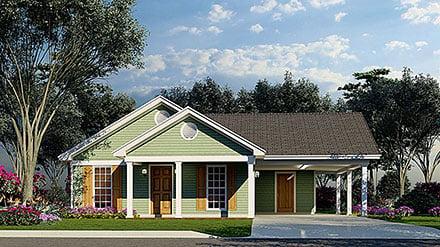 House Plan 82618