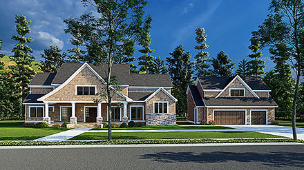 House Plan 82623