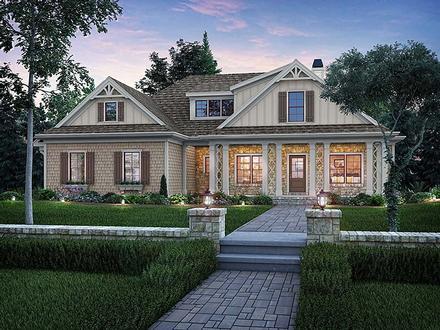 House Plan 83001