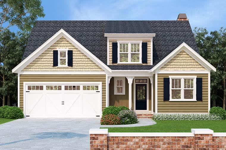 House Plan 83016