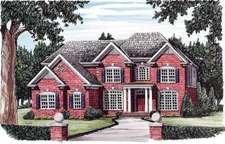 House Plan 83054
