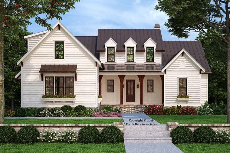 House Plan 83110