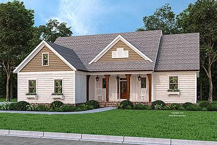 House Plan 83127