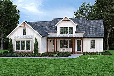 House Plan 83128