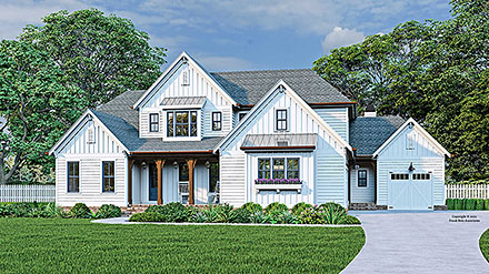 House Plan 83137