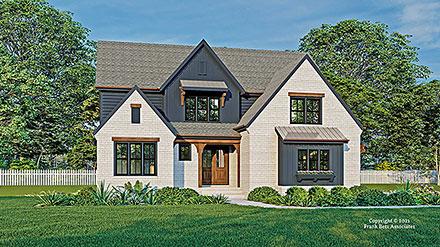 House Plan 83138