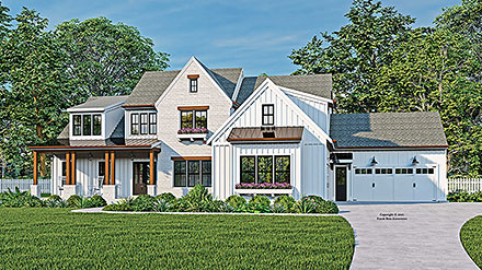 House Plan 83139