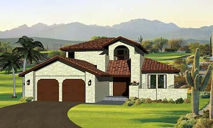 House Plan 85000