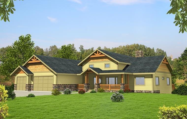 House Plan 85215