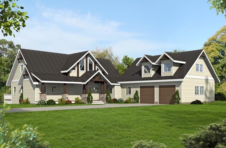 House Plan 85241