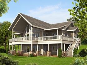 House Plan 85242