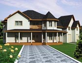Plan Number 85306 - 4891 Square Feet