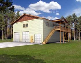 Garage Plan 85324