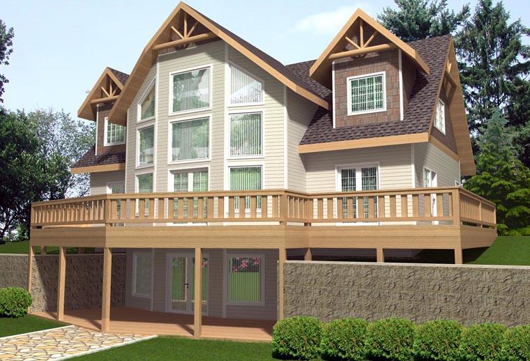 House Plan 85336
