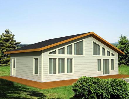 House Plan 85358
